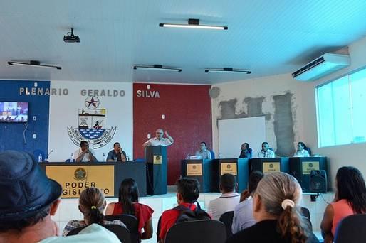 Sobradinho promove Seminário de Convivências Produtivas com a Seca