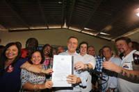 Governador autoriza a construção de UBS para a região do IAPI