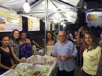 Josias Gomes prestigia o 1� Festival do Cacau e do Chocolate de Camacan