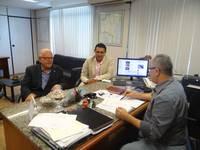 Deputado Jurandy Oliveira defende a recupera��o da Estrada do Feij�o