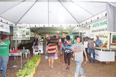 Una: Josias Gomes prestigia o Festival do Mangostin