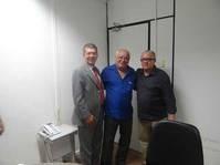Encruzilhada pede sistemas de abastecimento de �gua para distritos e a pavimenta��o do Corredor do Caf�
