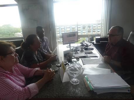 Vereadoras prop�em na Serin a constru��o pelo Estado do Centro Cultural e Esportivo de Periperi