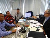 Ibotirama reivindica rede el�trica em 3 ilhas e licita��o de servi�os para o Hospital Regional