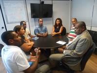 Lideran�as de Pira� do Norte pedem recupera��o da estrada at� Ituber�