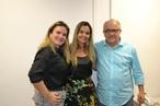 Prefeitos eleitos de Palmeiras e Len??is recebidos em audi?ncia na Serin