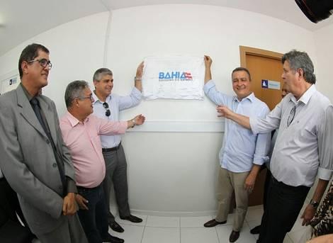 Itapetinga: Governador inaugura unidade que amplia os serviços da Polícia Técnica