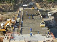 Obras da Barragem do Rio Colônia atingem mais de 55% de construção