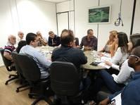 Prefeitos de 4 municípios debatem reativação do Consórcio do Vale do Rio Pardo
