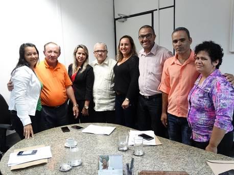 Lideranças de Mutuípe reivindicam na Serin melhorias para o município